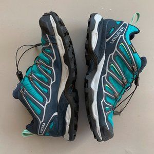 Salomon X Ultra Low GTX Hiking Shoes 8.5